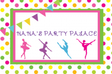 Nana's Party Palace coupon and promo codes