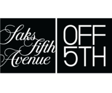 Saks Off 5TH coupon and promo codes