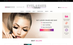 30% Off Red Cherry & So Cal Lashes