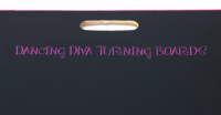 Dancing Diva Turning Boards