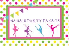 Nana's Party Palace coupon and promo codes