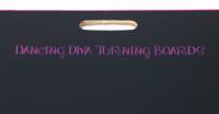 Dancing Diva Turning Boards